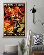 Dragons 16x24 Poster lifestyle-poster-1