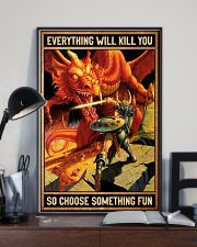Dragons 16x24 Poster lifestyle-poster-2