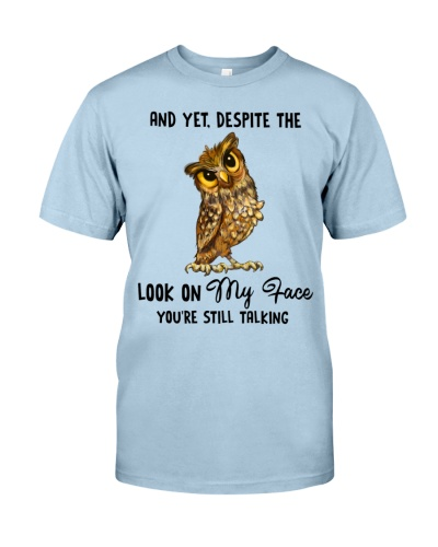 Owl And Yet Despite
