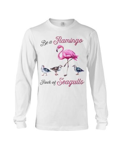 Flamingo Be A Flamingo
