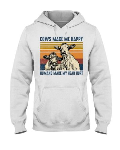 Cow Cows Make Me Happy