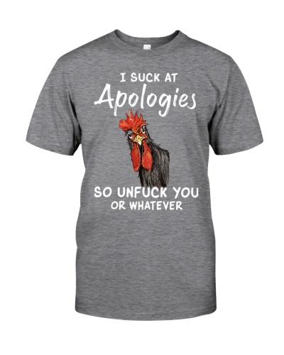 Chicken I Suck At Aplogize