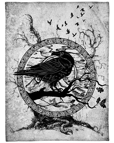 Raven Skull Bedding