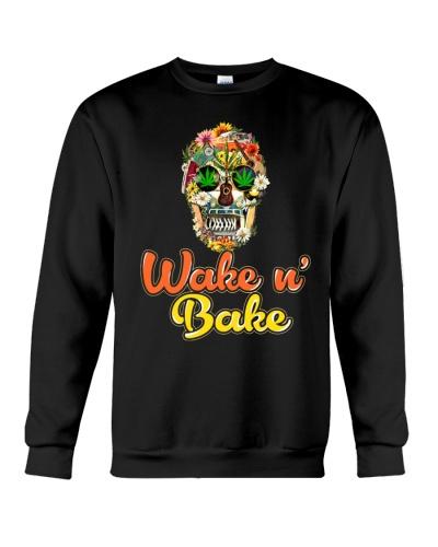 Hippie Skull Wake n' Bake
