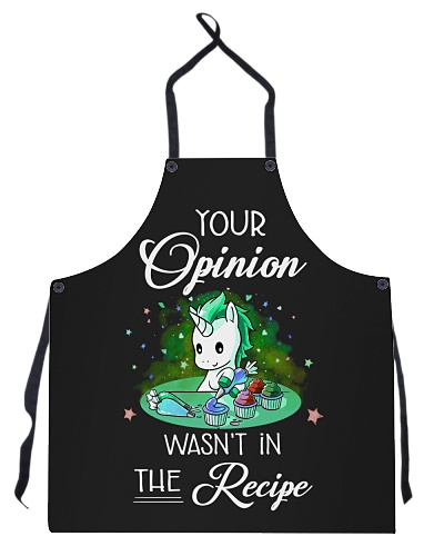 Unicorn Your Opinion Wasn't In The Recipe