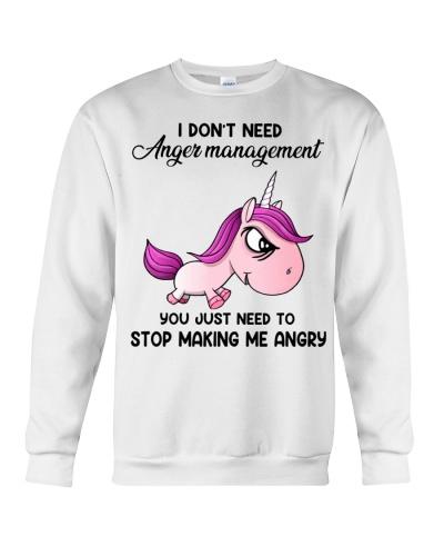 Unicorn i don't need anger management
