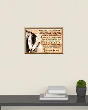 Horse 24x16 Poster poster-landscape-24x16-lifestyle-09