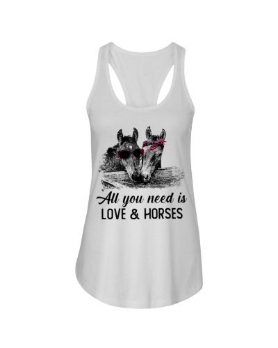 Horse All you need is love and horses
