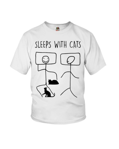 Cats Sleep With Cats