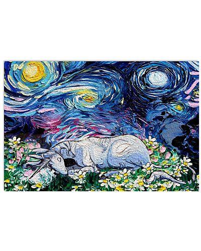 Unicorn Starry Night