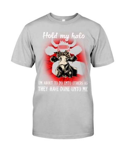 Cow Hold My Halo