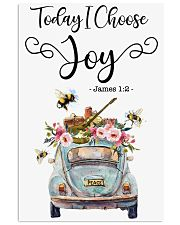 Hippie Today I Choose Joy 16x24 Poster front