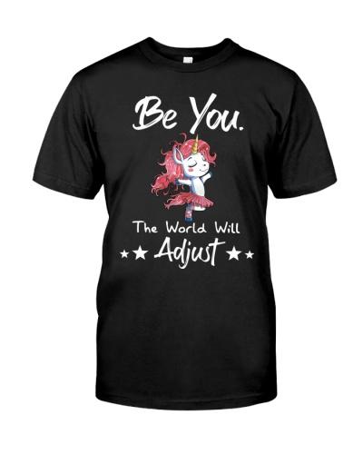 Unicorn Be You The World