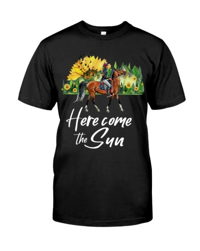Horse Here Come Sun