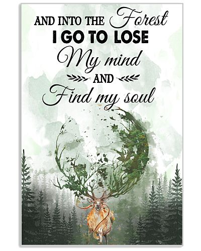 Hippie And Into The Forest I Go To Lose My Mind