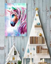 Unicorn Water Color 16x24 Poster lifestyle-holiday-poster-2