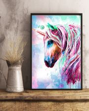 Unicorn Water Color 16x24 Poster lifestyle-poster-3