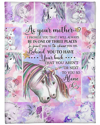 Baby Unicorn As Your Mother