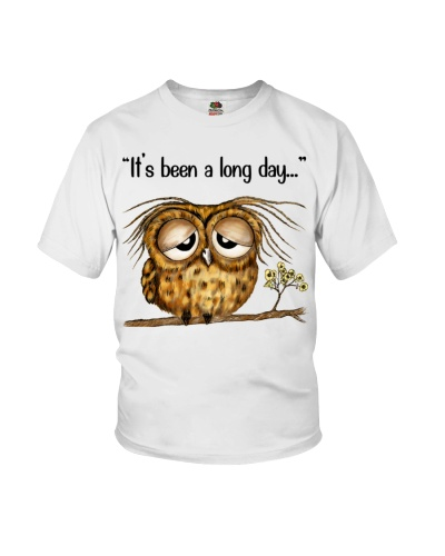Owl it's Been A Long Day