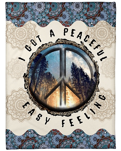 Hippie I Got Peaceful