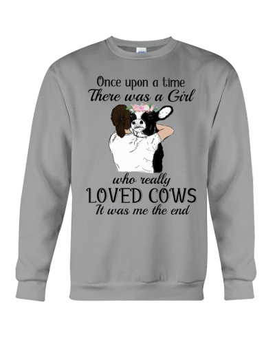 Cow Once  Upon A TIme Loved Cows