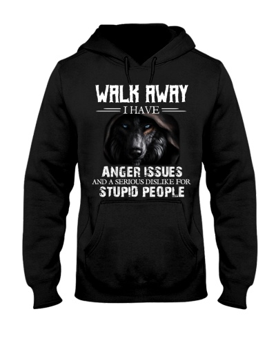Wolf Walk Away I Have