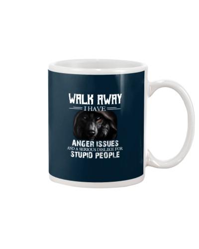 Wolf Walk Away I Have