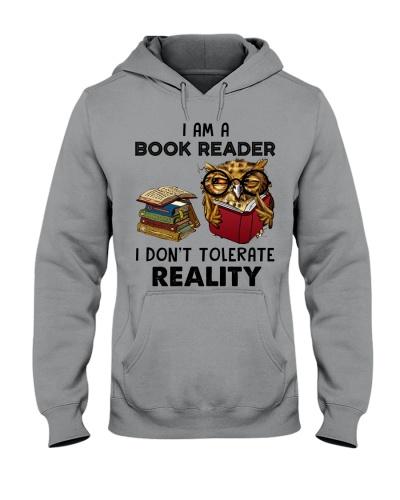 Owl I Am A Book Reader