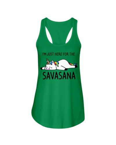 Unicorn I'm Just hair for Savasana