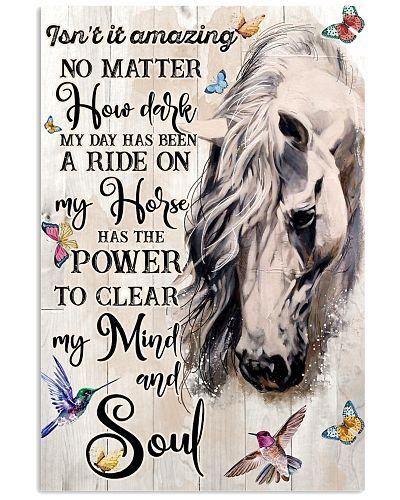 Horse Isn't It Amazing No Matter