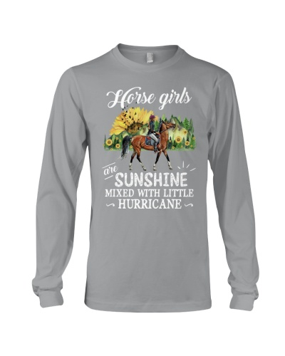 Horses Girl Are Sunshine