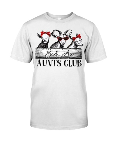 Goat Bad Ass aunts club