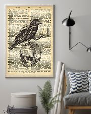 Raven Book 16x24 Poster lifestyle-poster-1