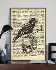 Raven Book 16x24 Poster lifestyle-poster-2