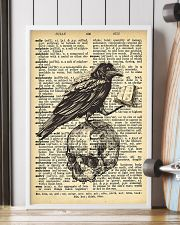 Raven Book 16x24 Poster lifestyle-poster-4
