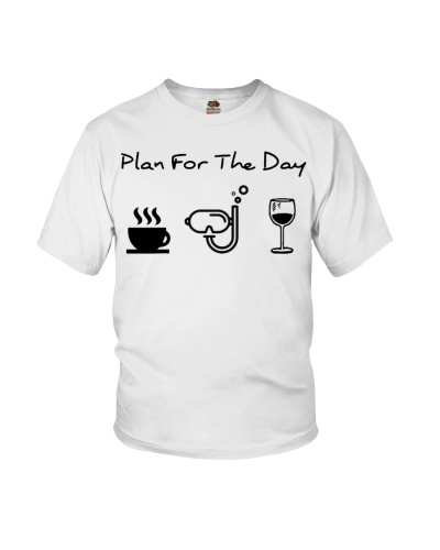 Scuba diving Plan for tday