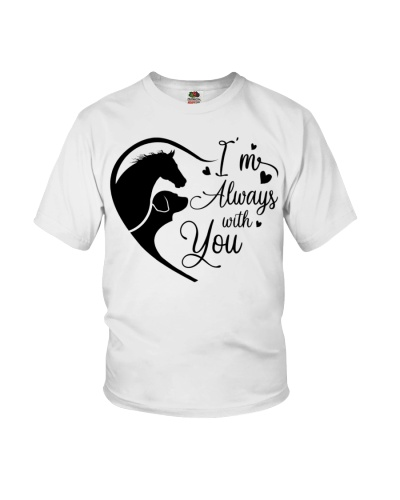 Horse I'm always with you