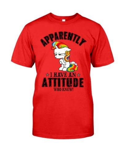 Unicorn Apparently I have an attitude