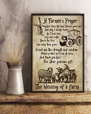 Farmer A Farmer Prayer's 16x24 Poster lifestyle-poster-3