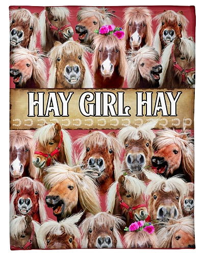 Horse Hay Girl Hay Mini Horse Horse Lovers Gift