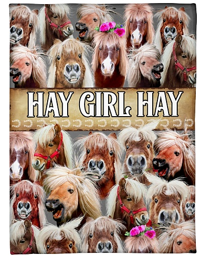 Horse Hay Girl Hay Mini Horse Horse Lovers Gift