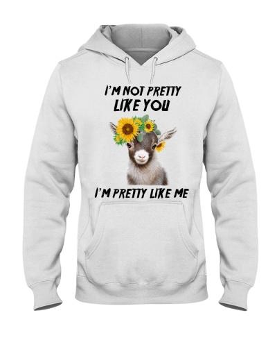 Goat I'm Not Pretty Like You I'm Pretty Like Me