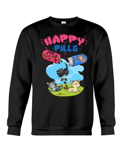 Cat Happy Pills