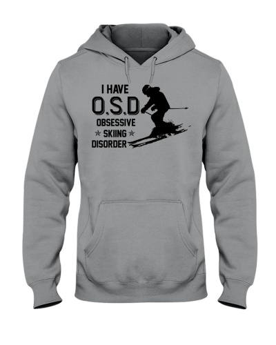 Skiing I Have OSD Obsessive Skiing Disoder
