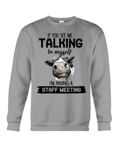 Cow If You See Me Talking