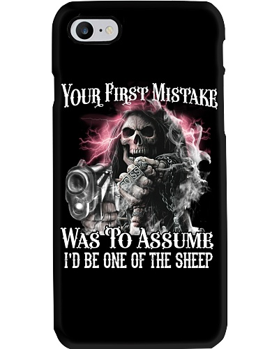 Skull Your First Mistake