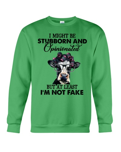 Cow I Might Be Stubborn