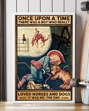 Horse once upon a time 16x24 Poster lifestyle-poster-4