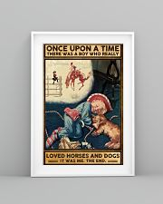 Horse once upon a time 16x24 Poster lifestyle-poster-5