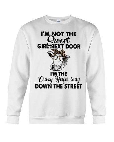 Cow I'm Not the Sweet Girl Next door